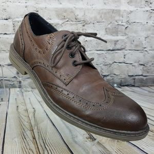 NEW - Calvin Klein Wing Tip Dress Shoes Size 10 M